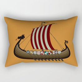 Vikings Rectangular Pillow