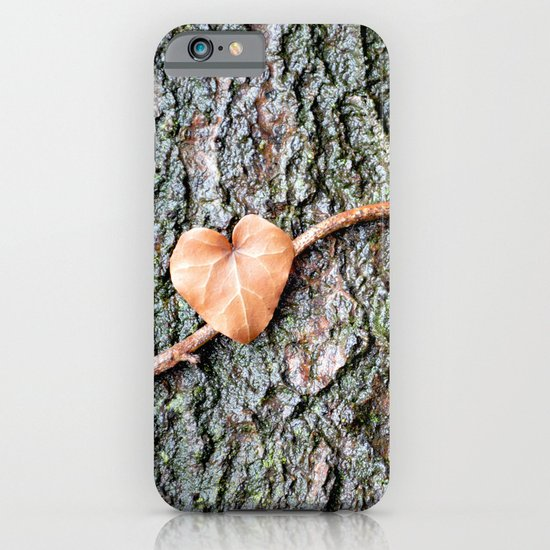 Heart and tree iPhone & iPod Case