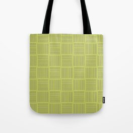 Spirit Rainforest Stripe Tote Bag
