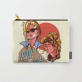 Ride or Die Carry-All Pouch