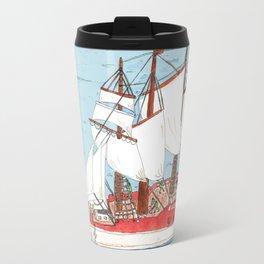 The Harbor Travel Mug