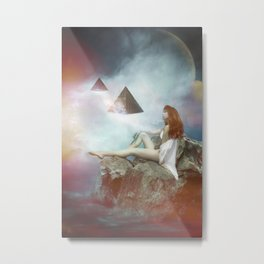 Ancients of the Future Metal Print