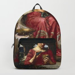 John William Waterhouse - Jason and Medea Backpack