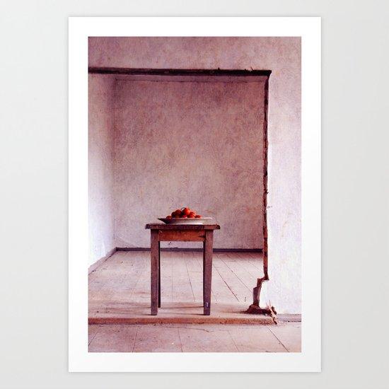 pomodori II Art Print