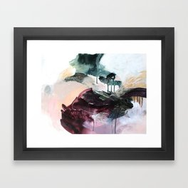 1 3 2 Framed Art Print