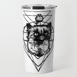 Spino Berlino - Little Cat - Black Kitten Travel Mug