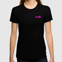 Close to my Heart, Pocket Love - Purple T-shirt