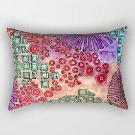 Head Space Rectangular Pillow