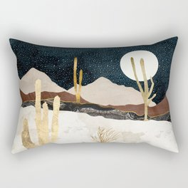 Desert View Rectangular Pillow