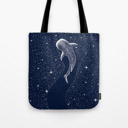 Star Eater Tote Bag
