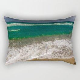 Juno Beach View Rectangular Pillow