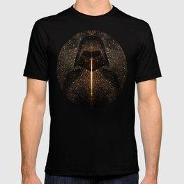 Force of light through the dark side T-shirt