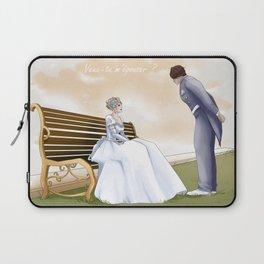 Demande en mariage Laptop Sleeve