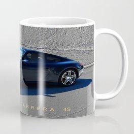 Porsche 911 - 997 Classic Car Coffee Mug