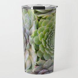 Bountiful Succulents Travel Mug