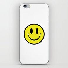 Rave Smile iPhone & iPod Skin