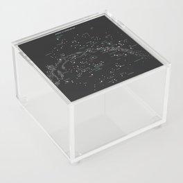 Norra Stjärnhimlen Acrylic Box