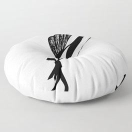 Wonderful Pianist Floor Pillow