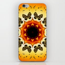 All things with wings iPhone Skin