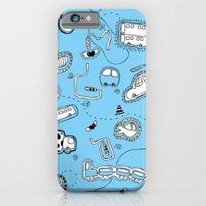 Vehicle Doodle (: iPhone 6s Slim Case