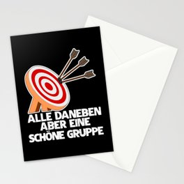 Archery - Quiver And Arrows Stationery Cards