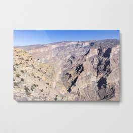 Jebel Shams Metal Print