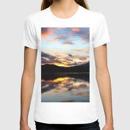 Dreamy Jasper Sunset T-shirt