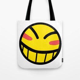 Cowboy Bebop - Hacker Smile Tote Bag