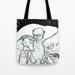Three Buddies Tote Bag