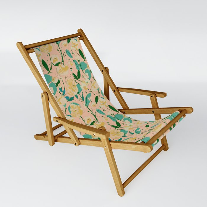 Wild Tropical Sling Chair