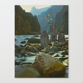 Useful Gems Canvas Print