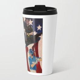 America's Men Travel Mug