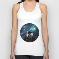 charli xcx Tank Tops featuring CHARLI XCX by Lucas Eme A