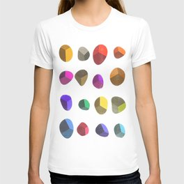 Painted Pebbles 2 T-shirt