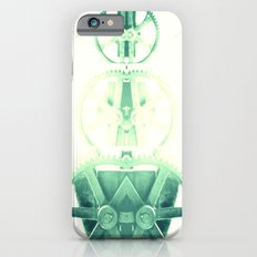 Oil the wheels iPhone 6s Slim Case