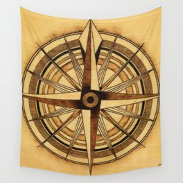 Magnetic North Wall Tapestry