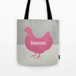 Bacon/Eggs Tote Bag