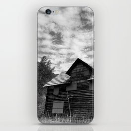 Enchanted Valley Chalet iPhone Skin