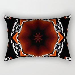 Full of Soul Rectangular Pillow