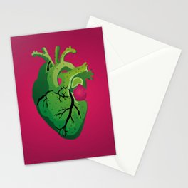 Corazón de Nopal | Cactus Heart Stationery Cards