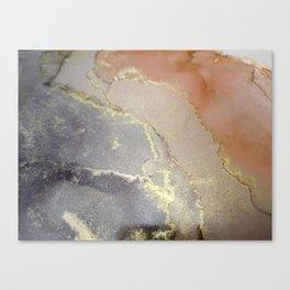 Neptune's Storey Canvas Print
