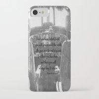 da vinci iPhone & iPod Cases featuring Flight Skyward Da Vinci by KimberosePhotography
