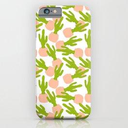 Cactus No. 2 iPhone Case