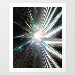 Giant Star Art Print