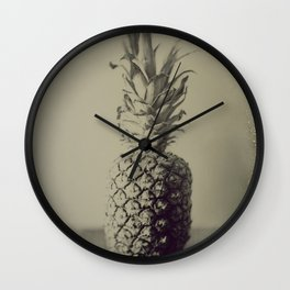 (Who lives in a) pineapple (under the sea?) Wall Clock