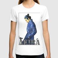 yaoi T-shirts featuring 801 MODERN SAMURAI by ALEX A. AKIRA