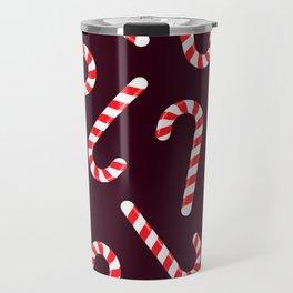 Candy Canes! Travel Mug