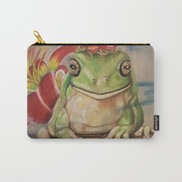 Wise Frog Carry-All Pouch