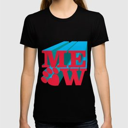 MEOW paw T-shirt