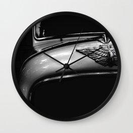 Vintage Aston Martin Wall Clock